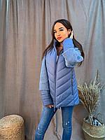 Женская стильная весенняя куртка М-203
