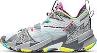 Мужские баскетбольные кроссовки Jordan Why Not ZerO.3 Multicolor Реплика, фото 1