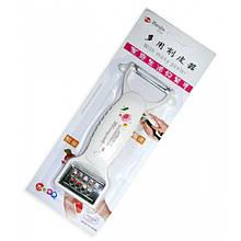 Нож-экономка 2-х стороний VT6-16980