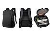 Рюкзак городской Sport Digital Черный, фото 4