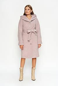 """Женское демисезонное пальто """"Лори"""" р-ры 50-56"""