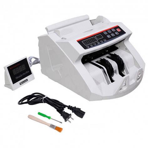 Cчетная машинка для денег Bill Counter 2108 UV MG, фото 2