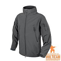 Куртка Helikon-Tex® GUNFIGHTER Jacket - Shark Skin Windblocker - Shadow Grey, фото 1