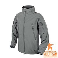 Куртка Helikon-Tex® GUNFIGHTER Jacket - Shark Skin Windblocker - Foliage Green, фото 1