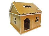 Кукольный домик Hega тонированный 1эт. (041), фото 1