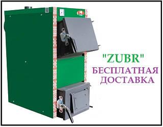 Твердотопливный котел длительного горения ZUBR EKO 12 квт