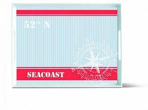 Поднос CLASSIC прямоугольный 46см х 31см (Голубой) EMSA EM513507