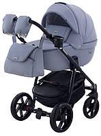 Дитяча коляска 2в1 Adamex Hybryd Plus Ecco BR333 Лавандовий