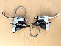 Моноблоки Shimano Acera ST-M360 правый+левый , фото 1