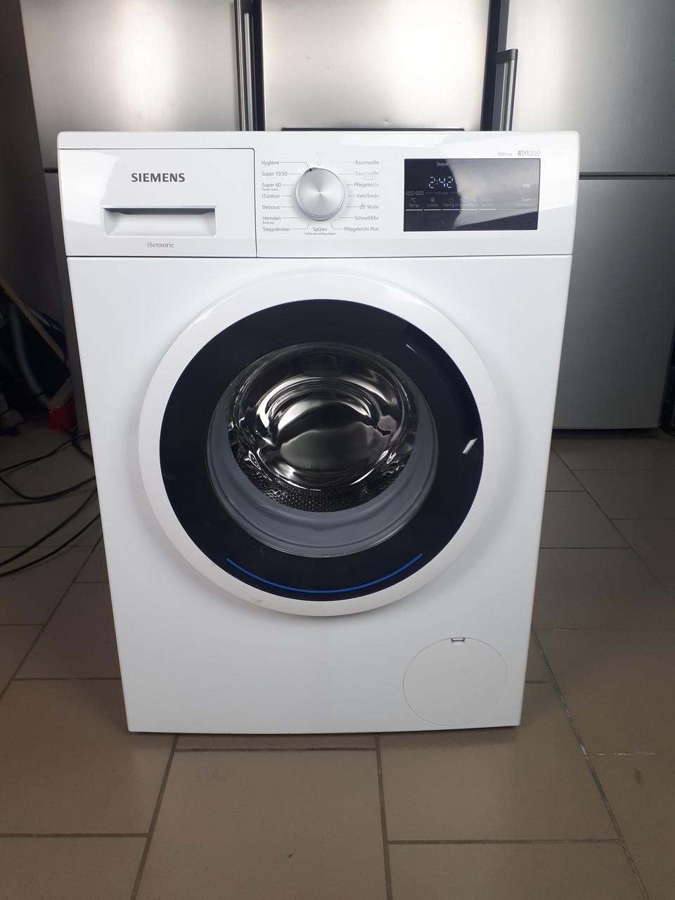Стиральная пральна машина Siemens IQ300 с Германии!