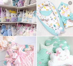 Текстиль для новонароджених