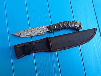 Нож охотничий  под  дамаск  da-133