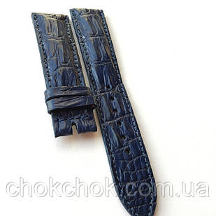 Ремешок для часов из натуральной кожи алигатора