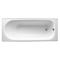 Чугунная ванна Jacob Delafon Soissons E2921-F-00 ванна, 1700х700х545, белая, без антискользящего покрытия