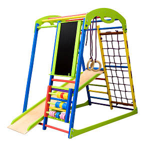 Детский уголок PLAYBABY (BabyWood Plus), код: SB-BWP