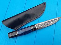 Нож якут  Дамаск