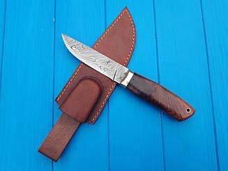 Нож лесной -2  Дамаск