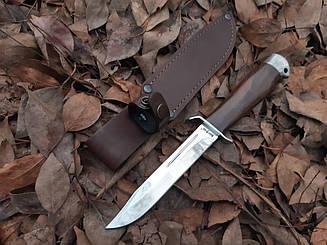 Нож армейский финка дерево С