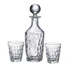 Набор для виски 7пр. Bohemia Marble 99999-9-99W24-399