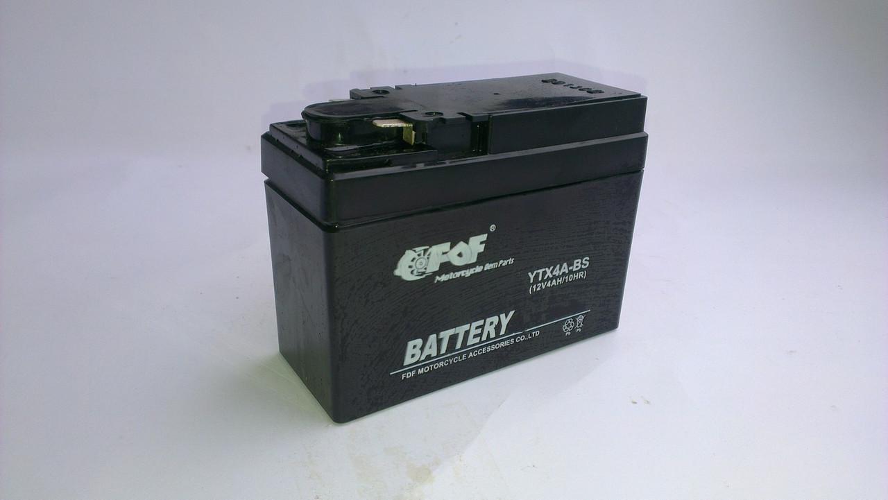 Аккумулятор 2.3A/12V FDF паста широкий