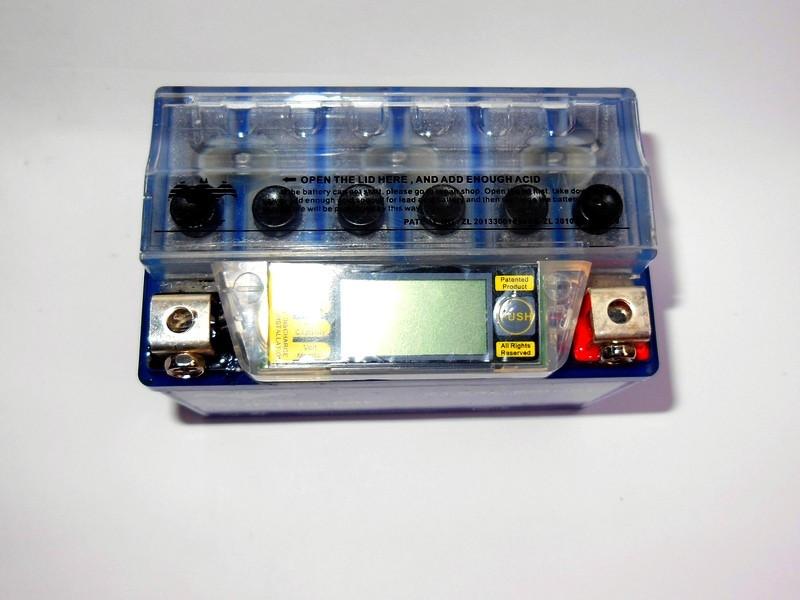 Аккумулятор 4A/12V SKYBAT GEL табло