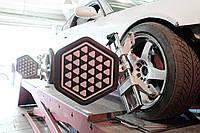 Развал-Схождение 3Д стенд/легковые/коммерческие авто