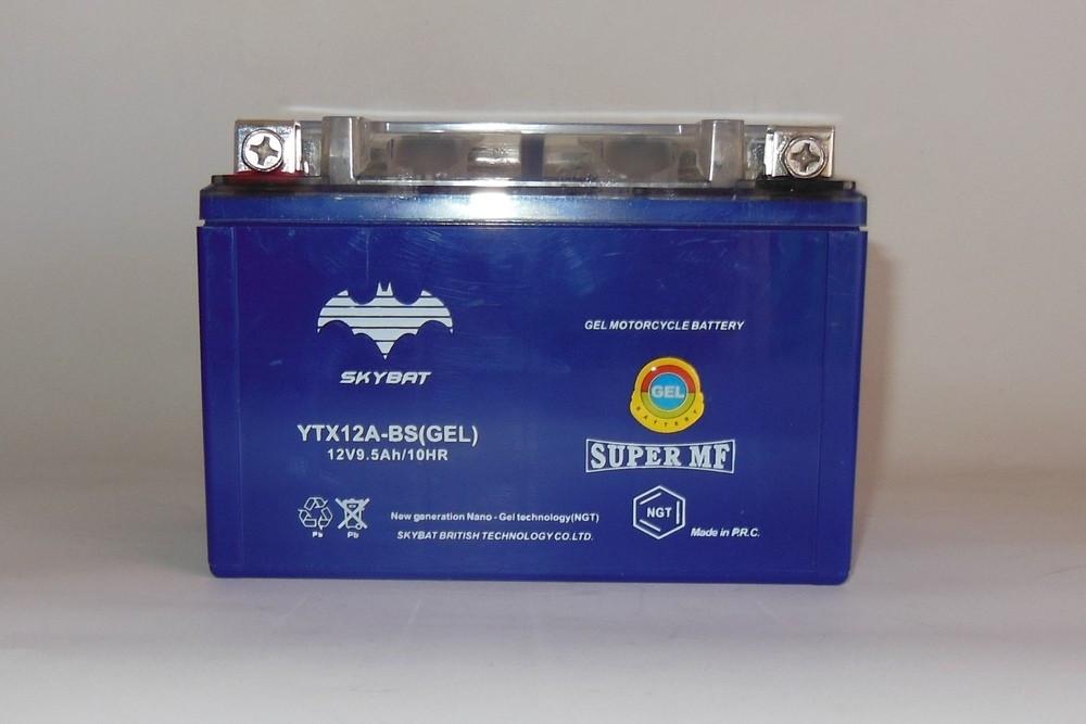 Аккумулятор 9.5А/12V SKYBAT I-GEL