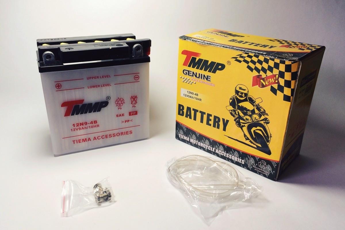 Аккумулятор 9A/12V TMMP кислотный