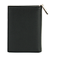 Мужской Кошелек Бумажник Baellerry Classical Mini (D1102) на Молнии для Карточек Черный, фото 5