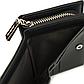 Мужской Кошелек Бумажник Baellerry Classical Mini (D1102) на Молнии для Карточек Черный, фото 8