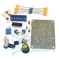 Функциональный генератор сигналов на ICL8038, Кит-набор