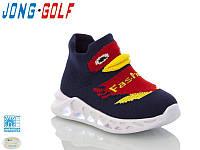 Детские яркие текстильные кроссовки р 21-26 (код 9011-00)