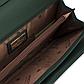Женский Кошелек Портмоне на Кнопке для Карточек Weichen (A6901-007) Зеленый, фото 7