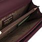 Женский Кошелек Портмоне на Кнопке для Карточек Weichen (A6901-007) Бордовый, фото 7