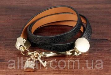 Женский кожаный браслет DeParis KEY & LOCK