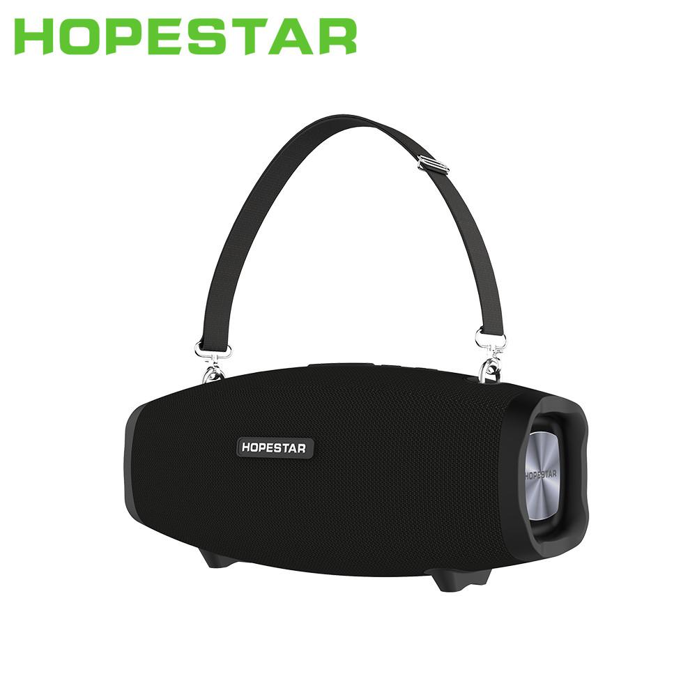 Портативная беспроводная стерео колонка Hopestar H41 c Bluetooth, USB и MicroSD