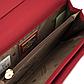 Женский Кошелек Портмоне на Кнопке для Карточек Weichen (A6901-007) Красный, фото 7