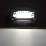 Налобный фонарь «COB Headlight» 3W CH-2016, фото 6
