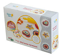 Набор Genio Kids-Art для детской лепки магазин печенья (TA1038V)