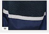 Школьный рюкзак с ортопедической спинкой и пеналом | детский портфель ранец для мальчика 1-2-3 класс, фото 8