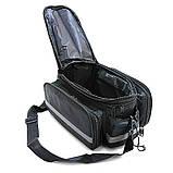 Велосипедная сумка на багажник, фото 3