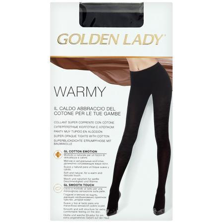 Теплые колготки Golden Lady WARMY 200 den