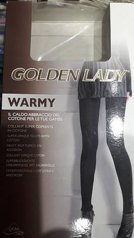 Теплые колготки Golden Lady WARMY 200 den, фото 2