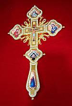Требні хрест священика з коробкою (Греція)