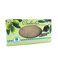 Мыло оливковое с перуанским бальзамом 100 г Арго (очищает, увлажняет, питает, витамин А, Е, масло Ши, оливы)