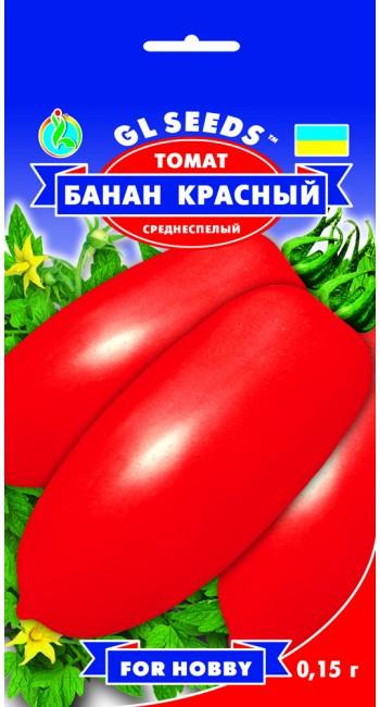 Семена Томат Банан красный