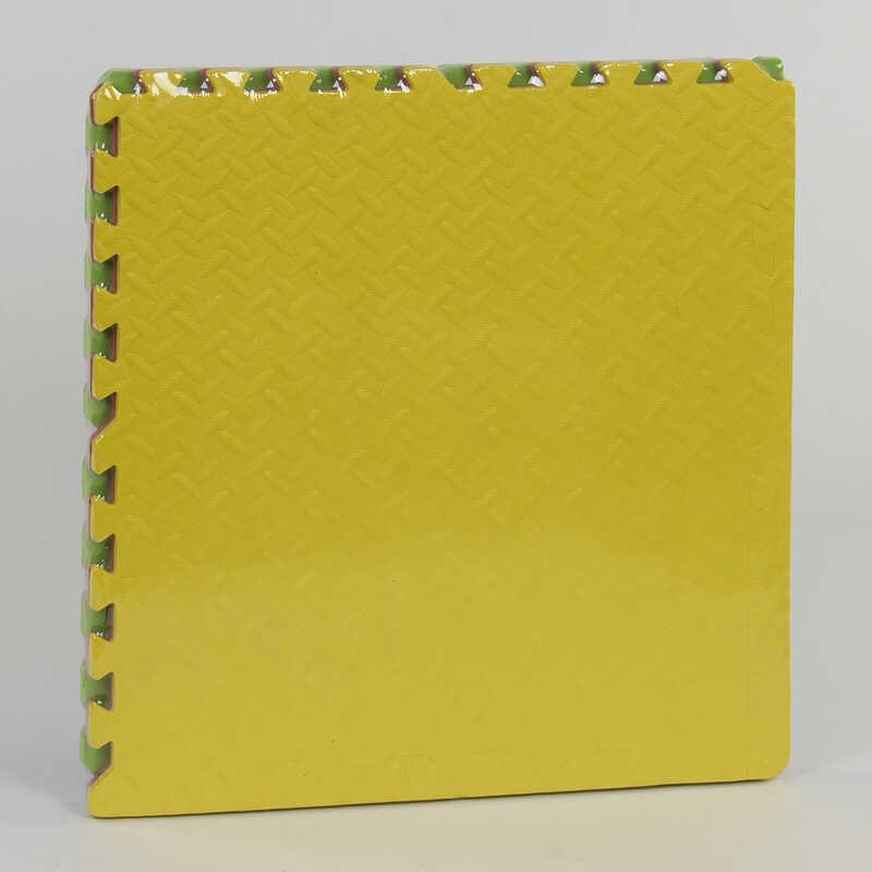 Коврик-пазл EVA С 36627 (10) массажный, 4шт в упаковке, 60х60см