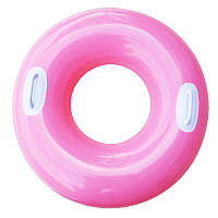 Детский надувной Надувной круг для плавания детский 59258 (Розовый)