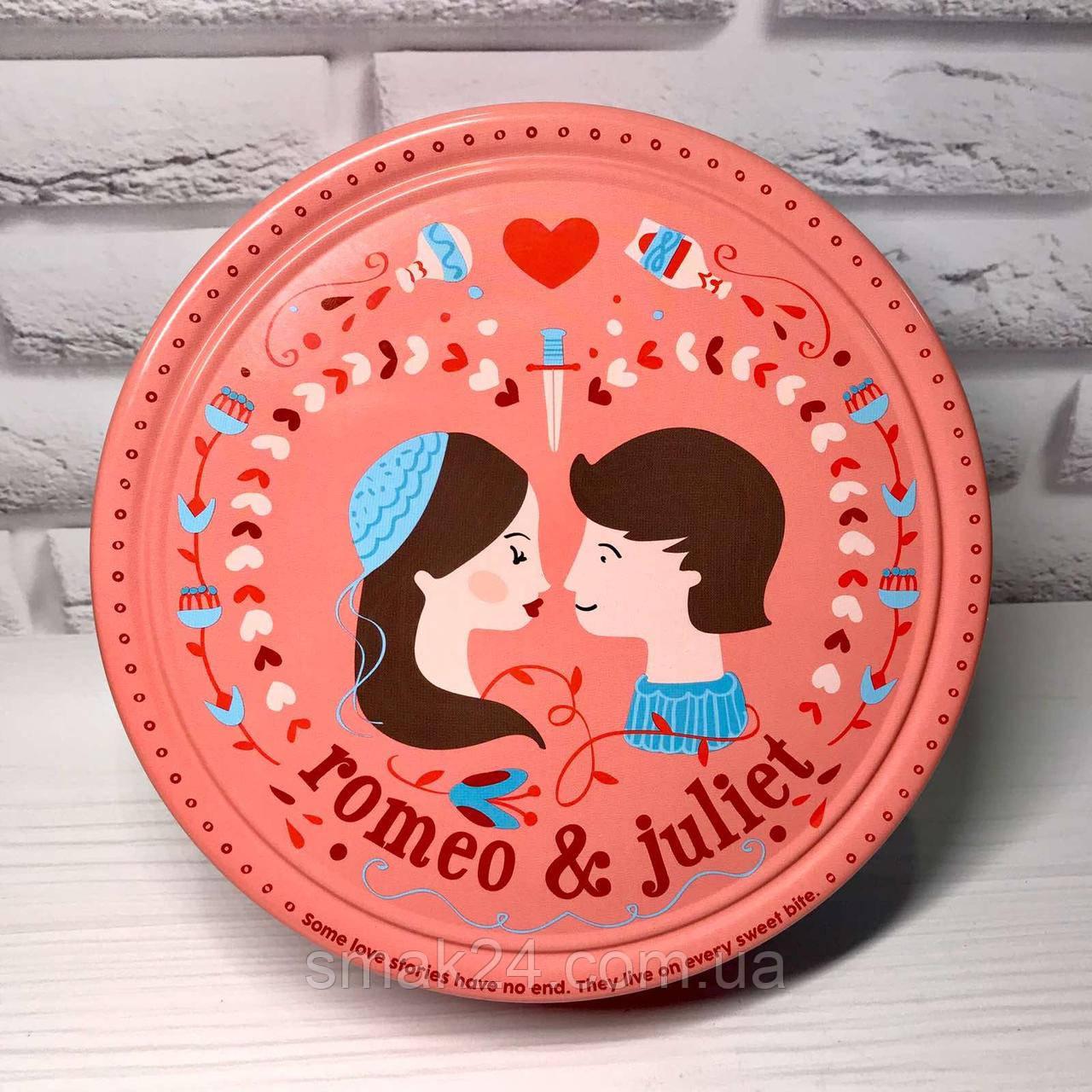 Печенье Butter Cookies (сдобное) Romeo & Juliet ж/б Австрия 454 г