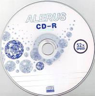 Диск CD-R Alerus 700MB (bulk 50) 52x